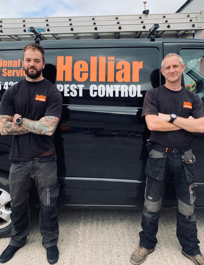 Helliar Pest Control - Yeovil - Meet the team